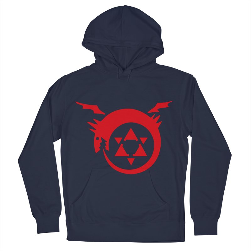 Homunculus Men's Pullover Hoody by Synner Design