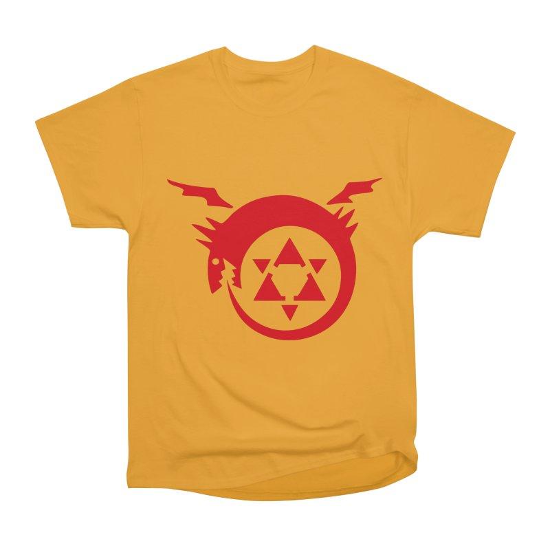 Homunculus Women's Heavyweight Unisex T-Shirt by Synner Design