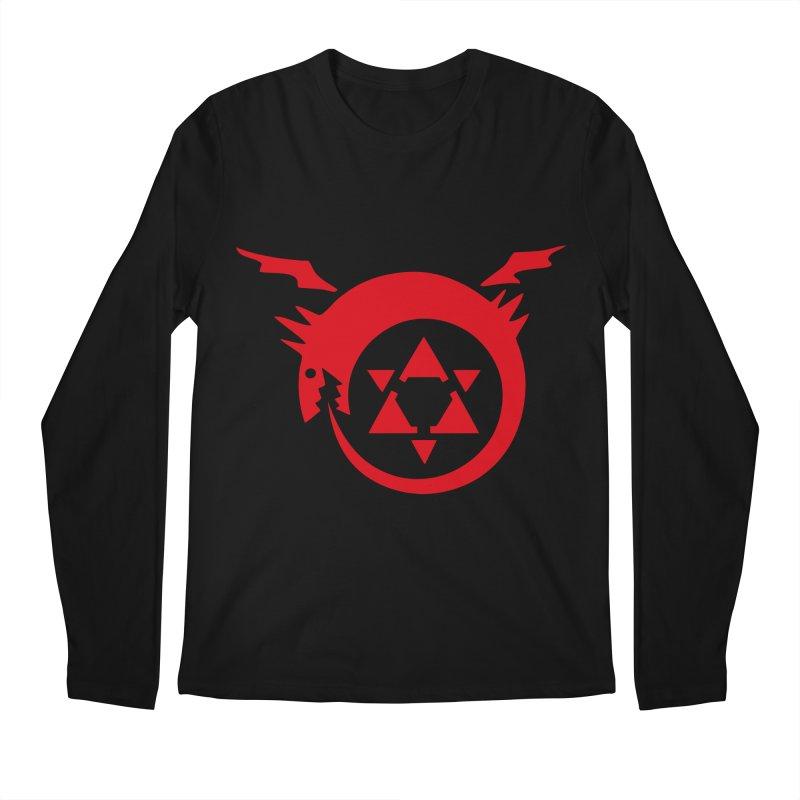 Homunculus Men's Regular Longsleeve T-Shirt by Synner Design