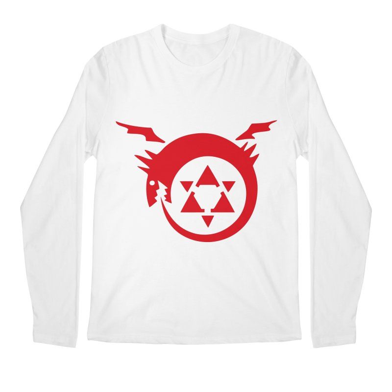 Homunculus Men's Regular Longsleeve T-Shirt by Synner Design
