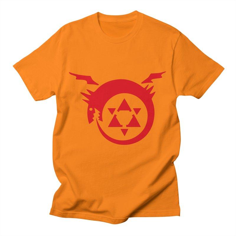 Homunculus Men's T-Shirt by Synner Design