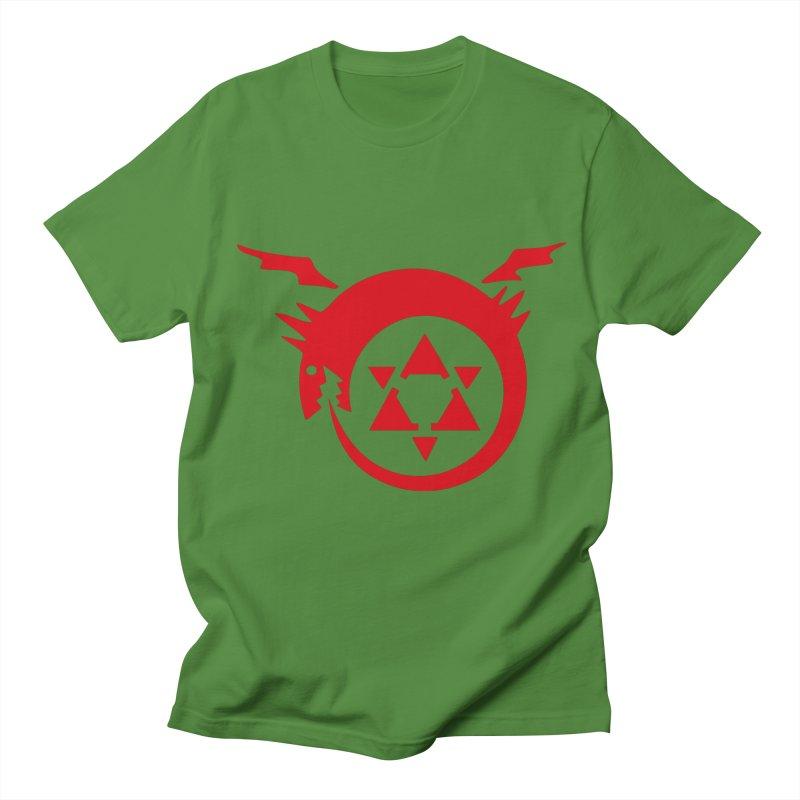 Homunculus Men's Regular T-Shirt by Synner Design
