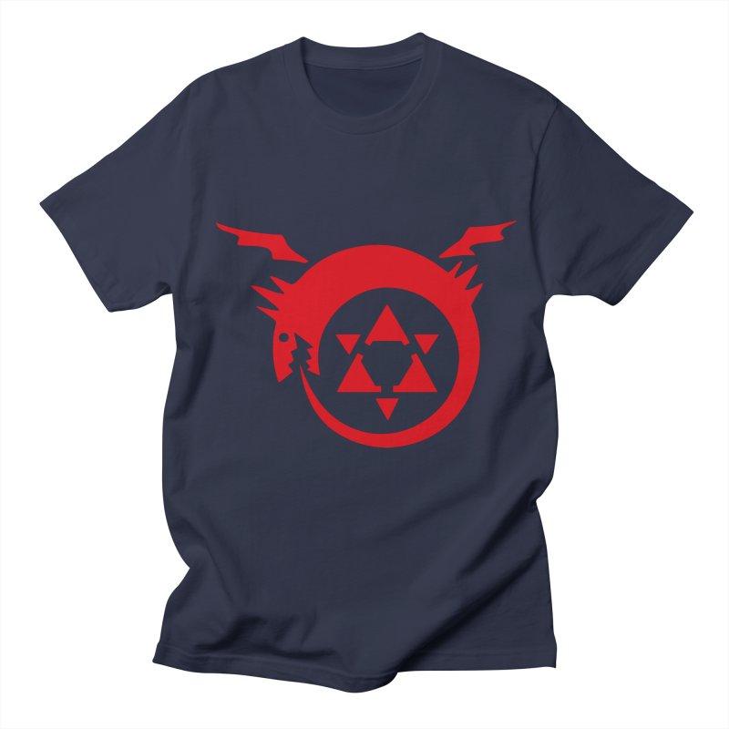 Homunculus Women's Regular Unisex T-Shirt by Synner Design