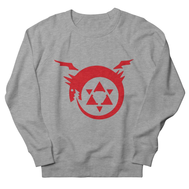 Homunculus Women's French Terry Sweatshirt by Synner Design