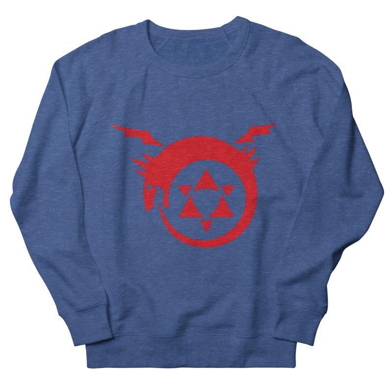 Homunculus Men's French Terry Sweatshirt by Synner Design