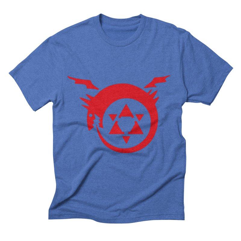 Homunculus Men's Triblend T-Shirt by Synner Design