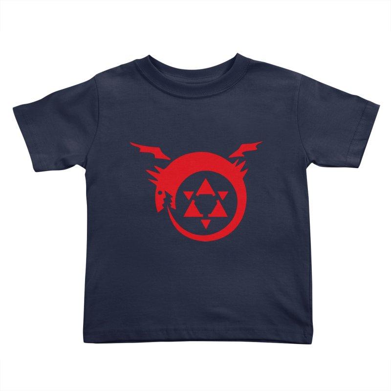 Homunculus Kids Toddler T-Shirt by Synner Design
