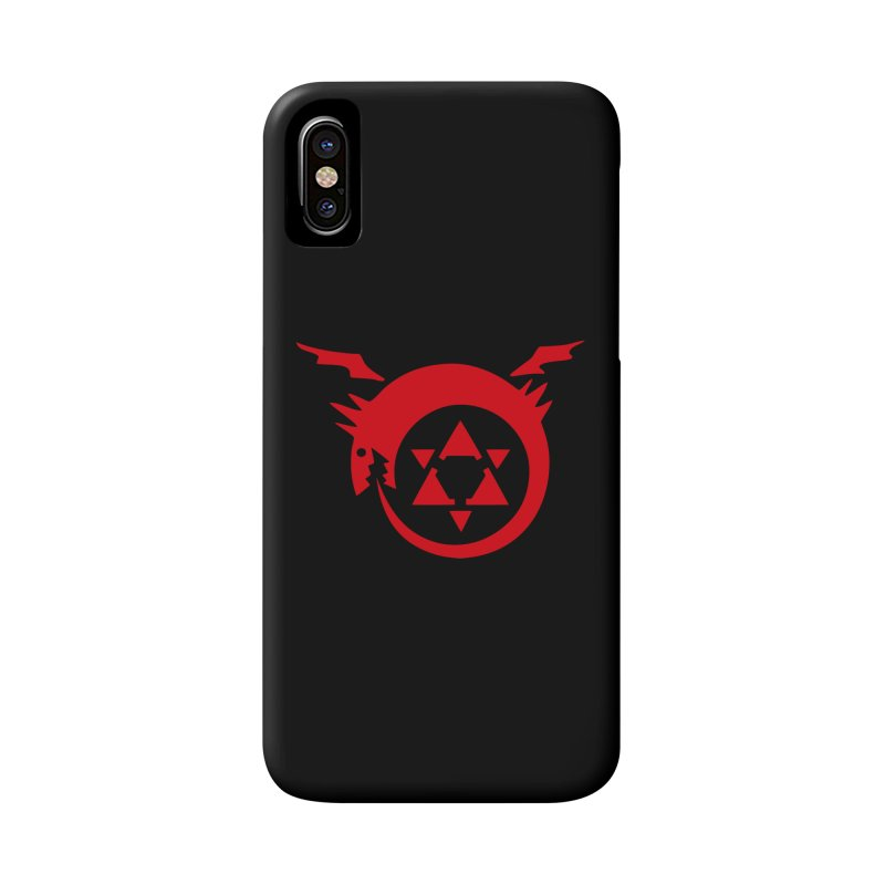 Homunculus Accessories Phone Case by Synner Design