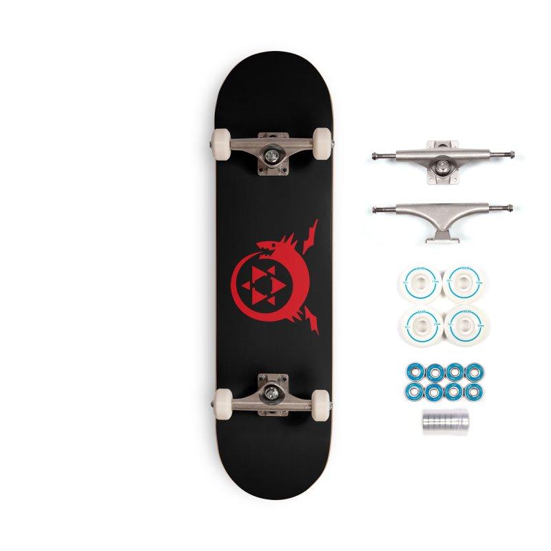 Homunculus Accessories Complete - Basic Skateboard by Synner Design