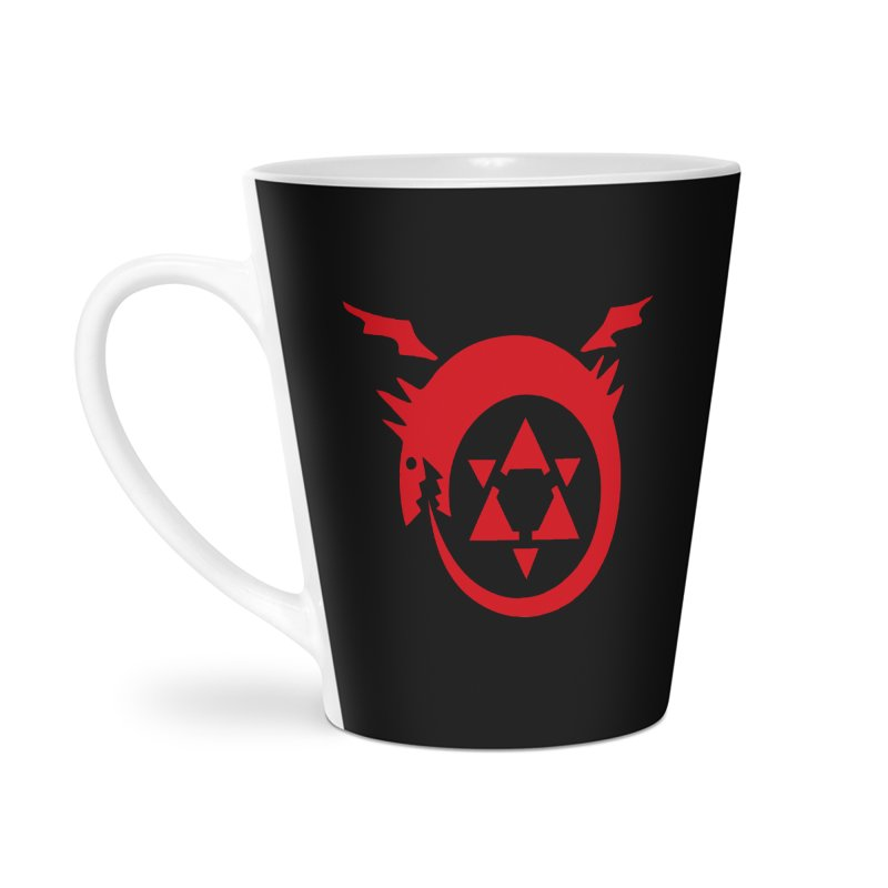 Homunculus Accessories Latte Mug by Synner Design