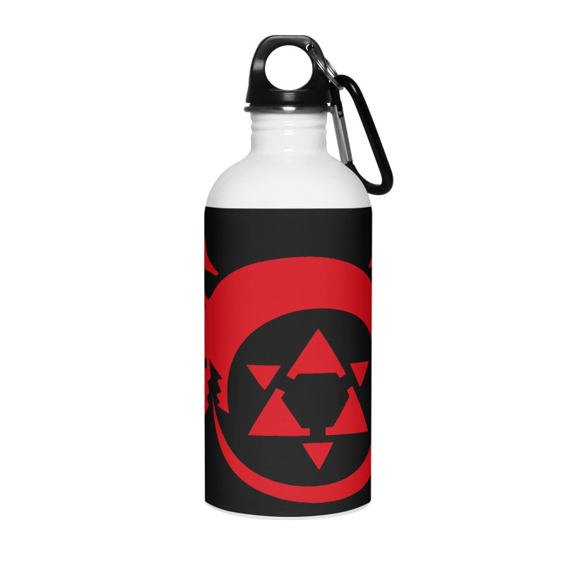 Homunculus Accessories Water Bottle by Synner Design