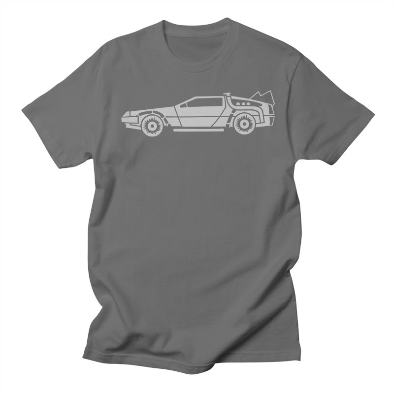 Delorean Women's T-Shirt by Synner Design