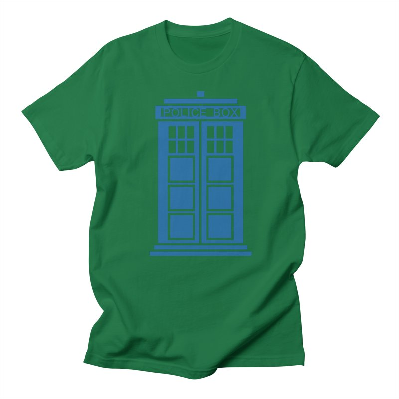 Tardis flies Women's T-Shirt by Synner Design