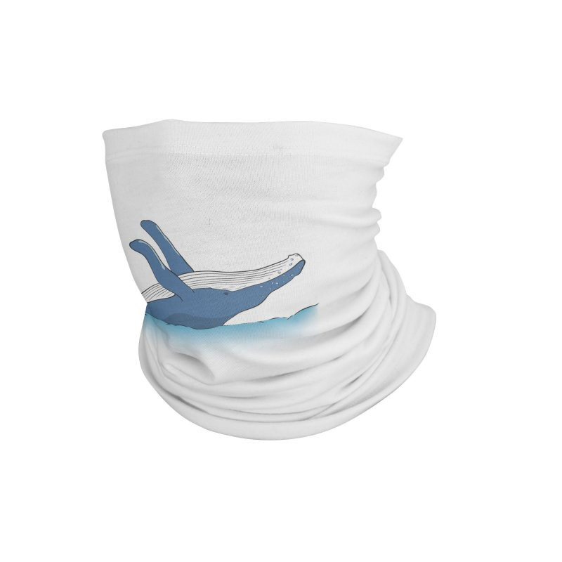 Humpback jumps! Accessories Neck Gaiter by Synner Design