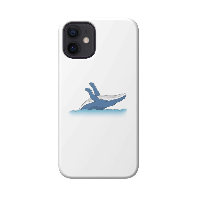 Humpback jumps! Accessories Phone Case by Synner Design