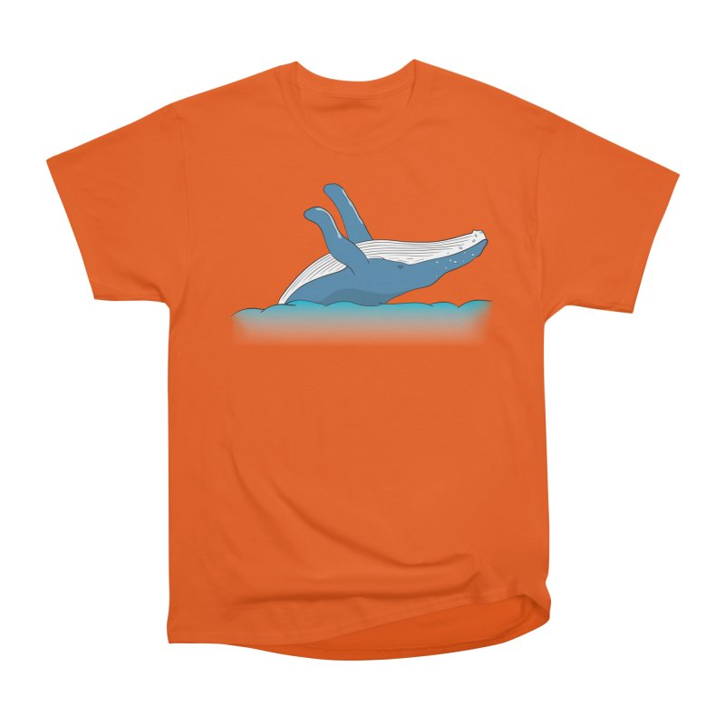 Humpback jumps! Women's T-Shirt by Synner Design