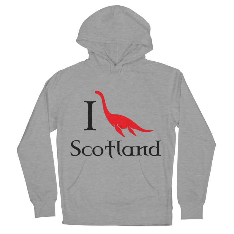 I (heart) Scotland Women's French Terry Pullover Hoody by Synner Design