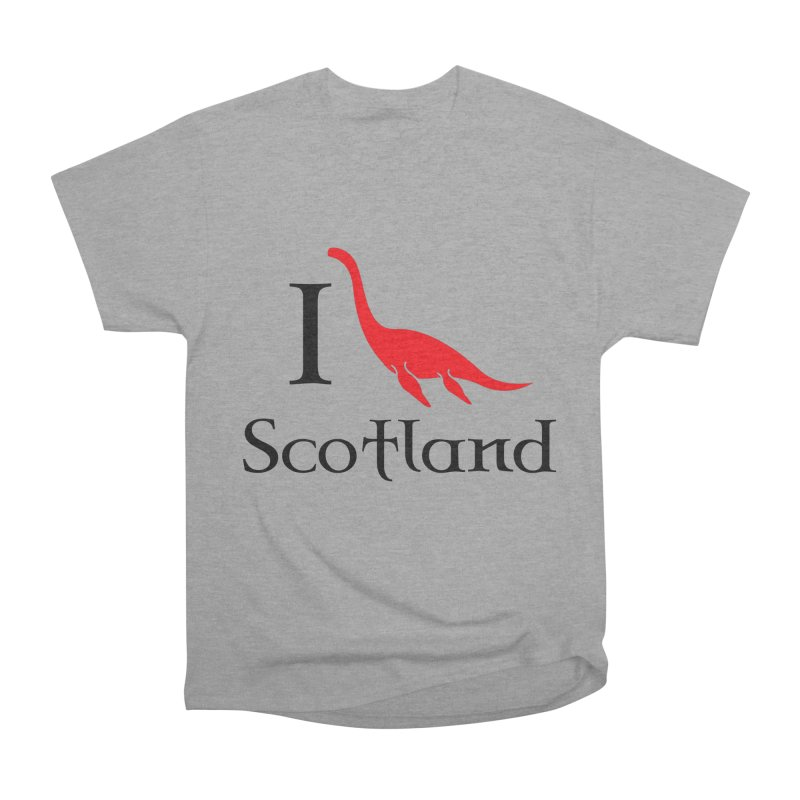 I (heart) Scotland Women's Classic Unisex T-Shirt by Synner Design