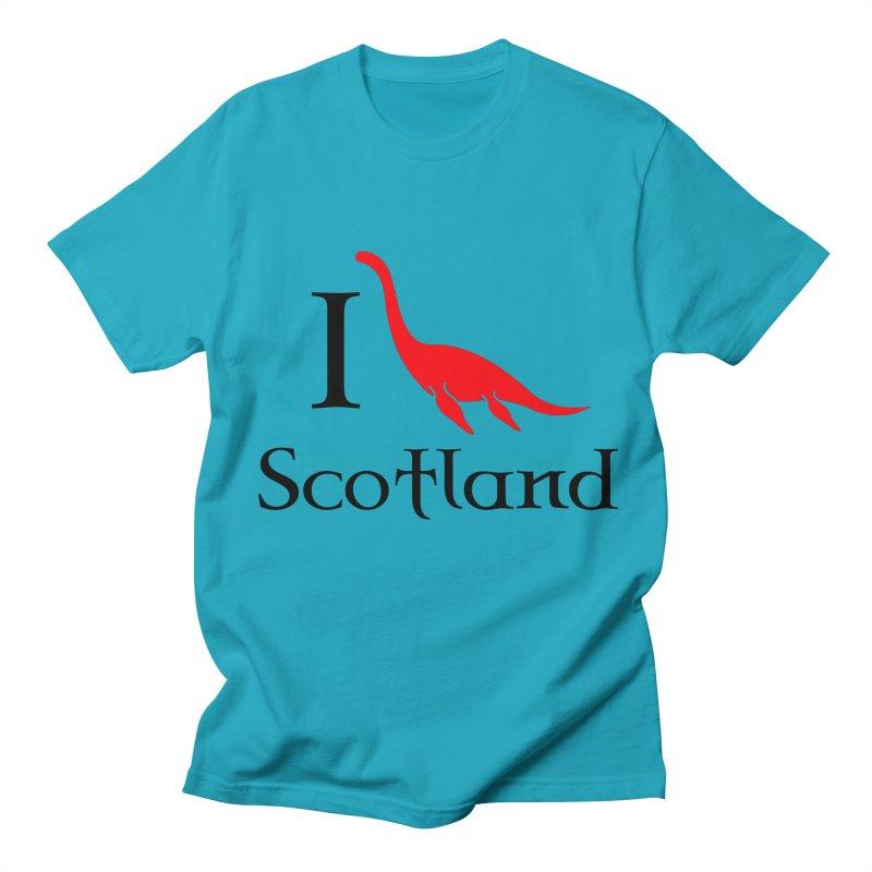 I (heart) Scotland Women's Unisex T-Shirt by Synner Design