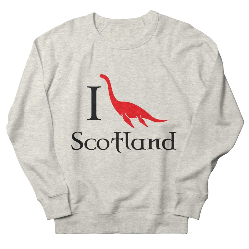 I (heart) Scotland Women's Sweatshirt by Synner Design