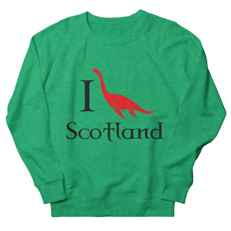 I (heart) Scotland Men's Sweatshirt by Synner Design
