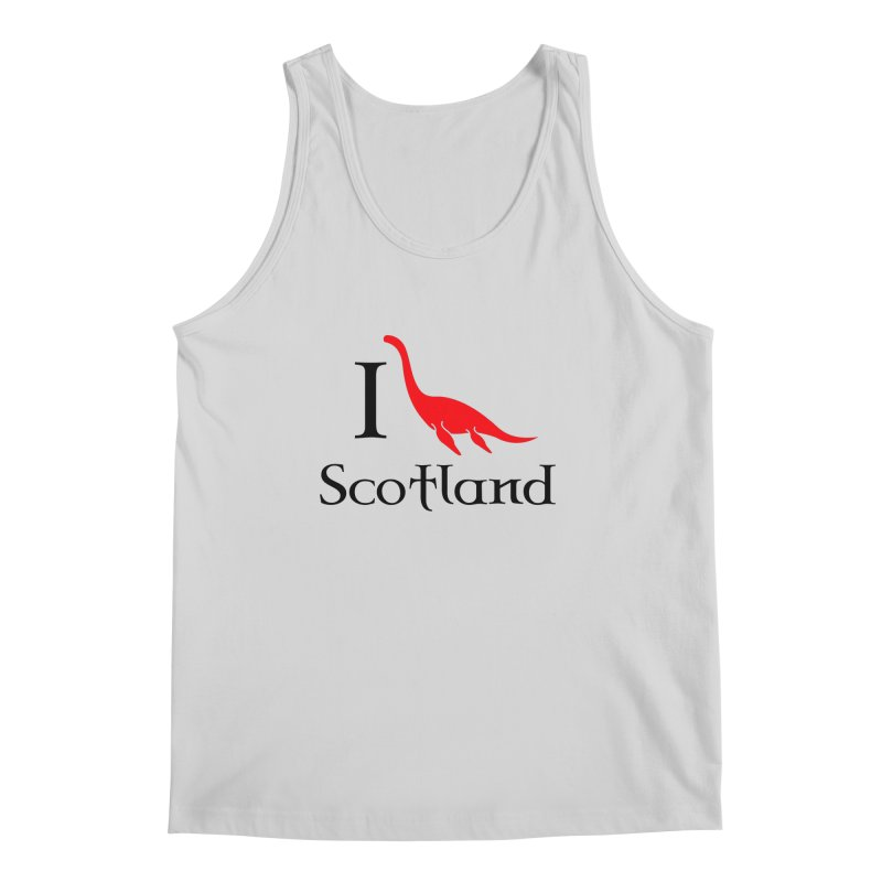 I (heart) Scotland Men's Tank by Synner Design