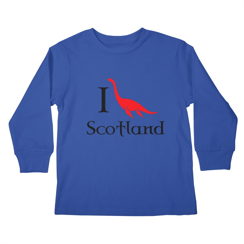 I (heart) Scotland   by Synner Design