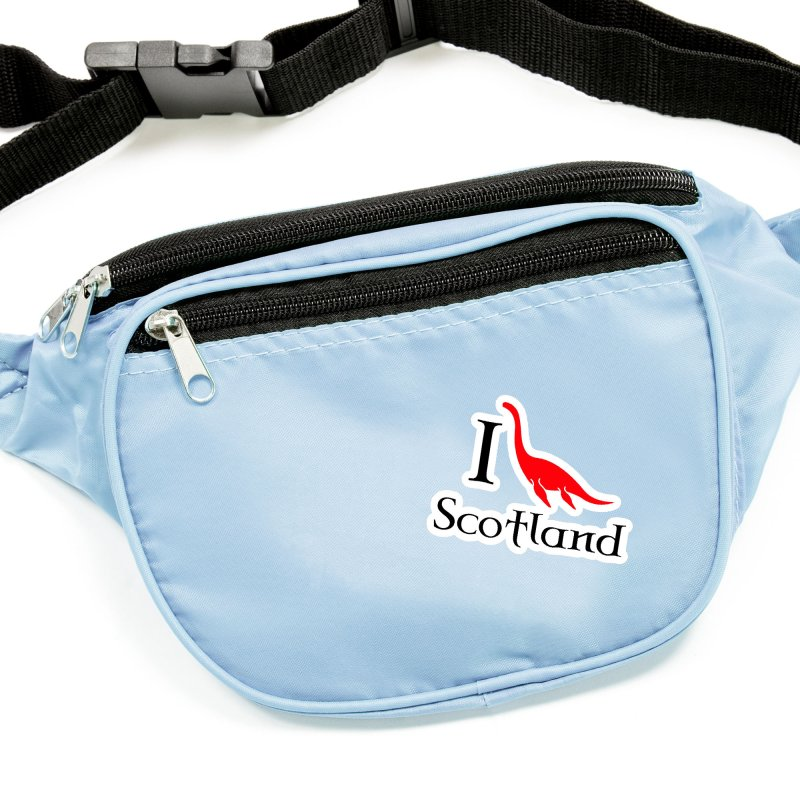 I (heart) Scotland Accessories Sticker by Synner Design