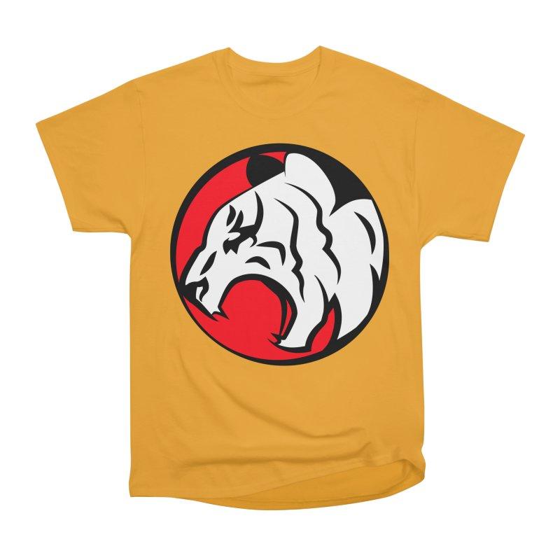 Fierce tiger Women's Classic Unisex T-Shirt by Synner Design