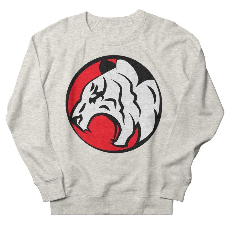 Fierce tiger Women's Sweatshirt by Synner Design