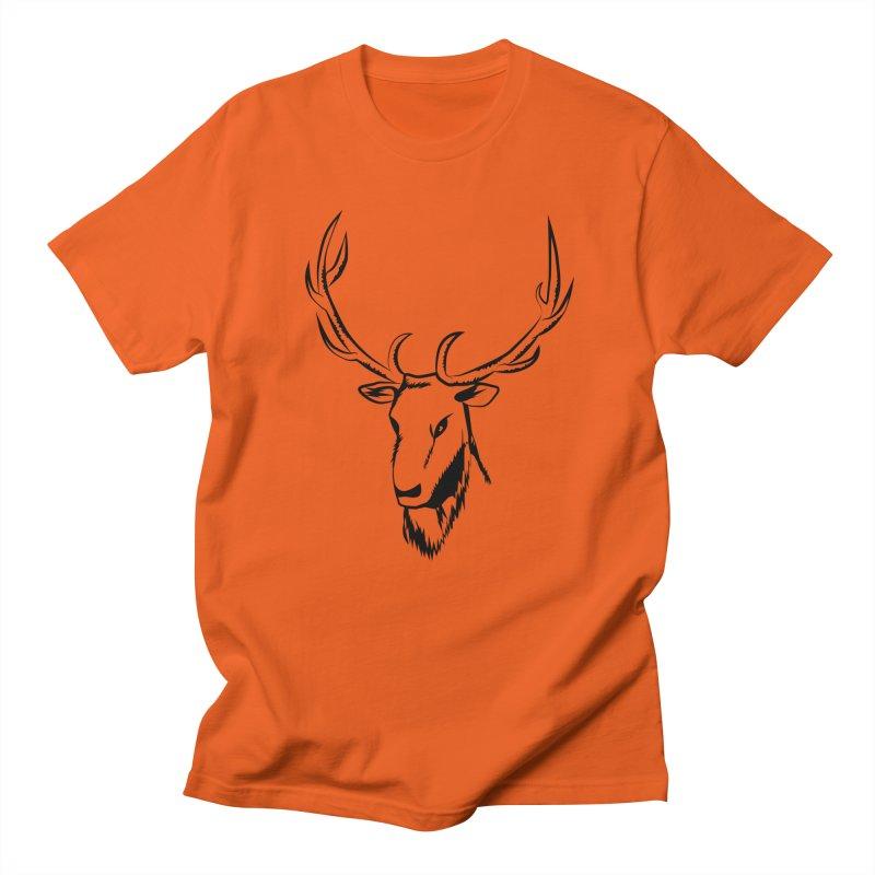 Deer Fury Men's Lounge Pants by Synner Design