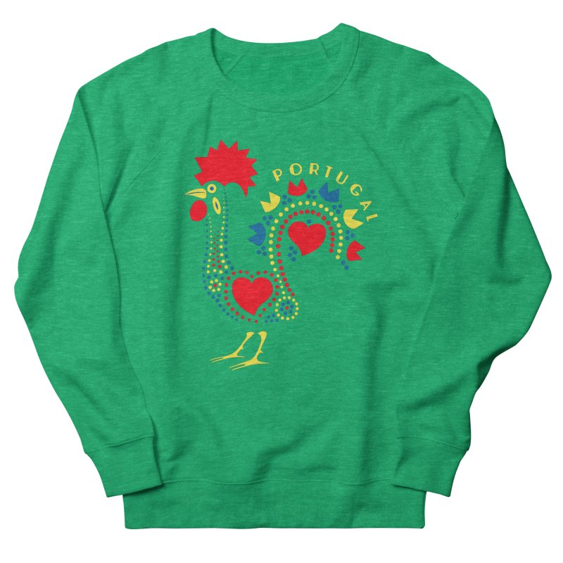 Magic Rooster Women's Sweatshirt by Synner Design