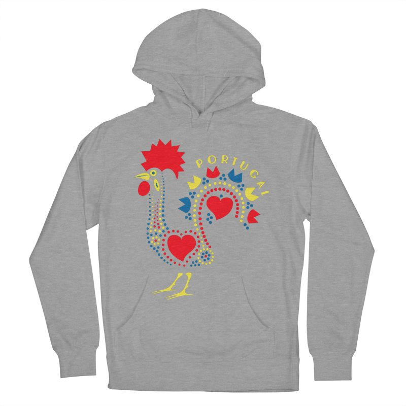 Magic Rooster Men's Pullover Hoody by Synner Design