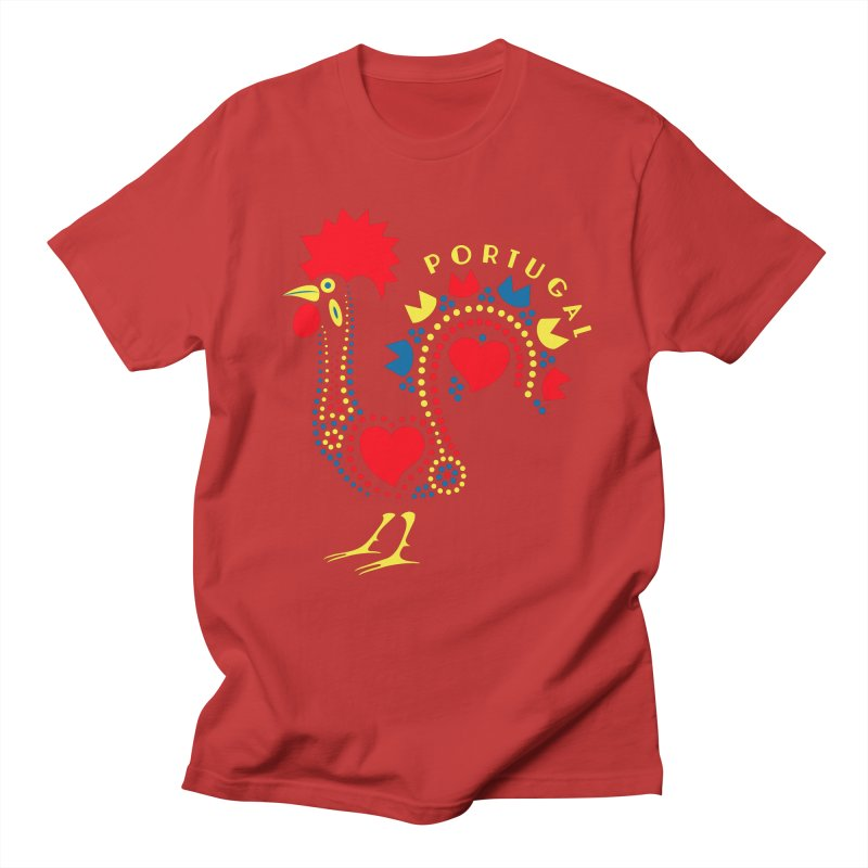 Magic Rooster Women's Unisex T-Shirt by Synner Design
