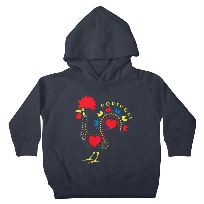 Magic Rooster Kids Toddler Pullover Hoody by Synner Design