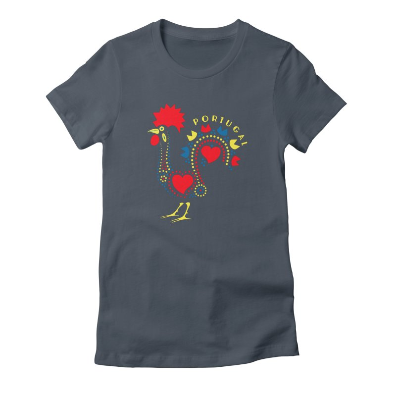 Magic Rooster Women's T-Shirt by Synner Design