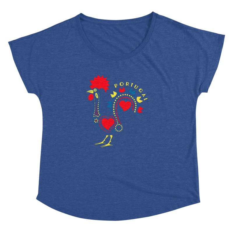 Magic Rooster Women's Dolman by Synner Design