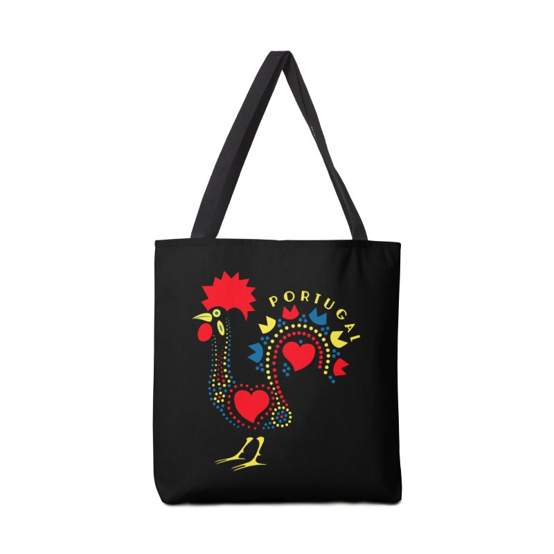 Magic Rooster Accessories Bag by Synner Design