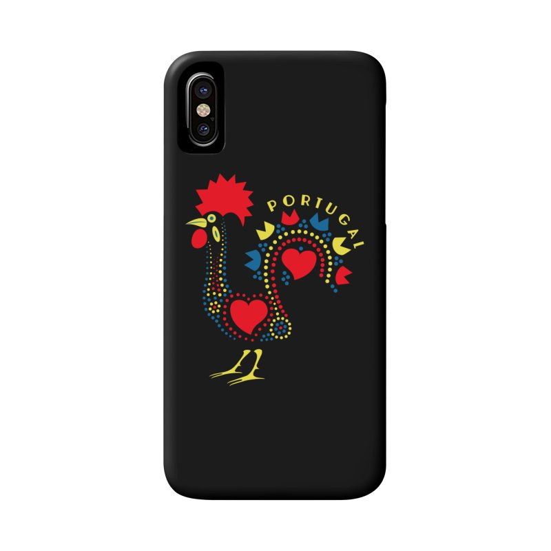 Magic Rooster Accessories Phone Case by Synner Design
