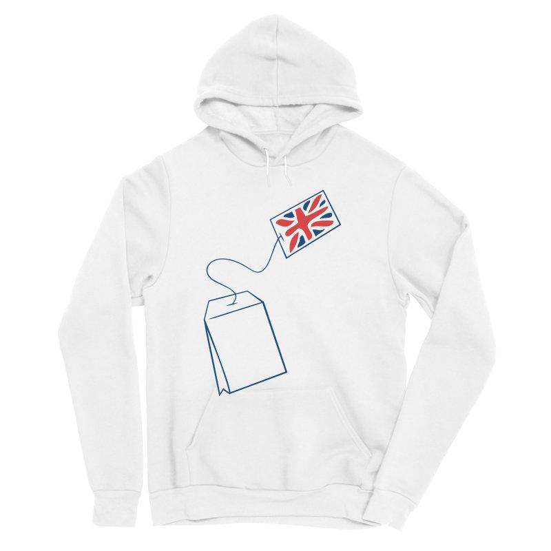 Little Tea Bag Women's Pullover Hoody by Synner Design