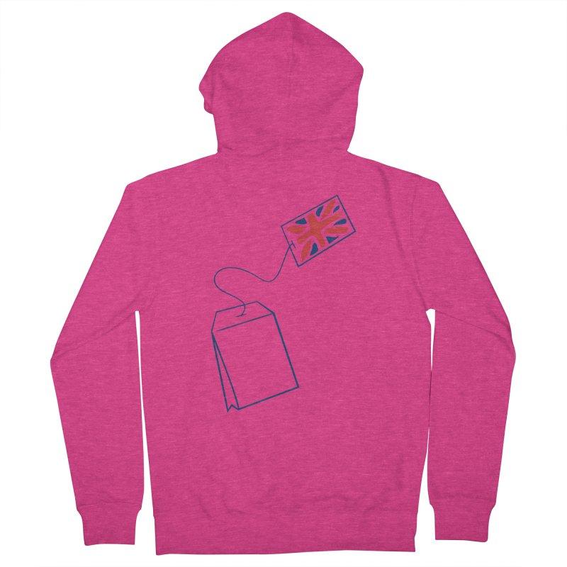 Little Tea Bag Women's Zip-Up Hoody by Synner Design