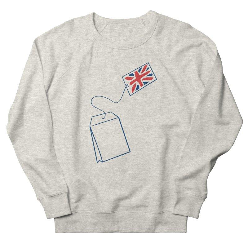 Little Tea Bag Men's Sweatshirt by Synner Design