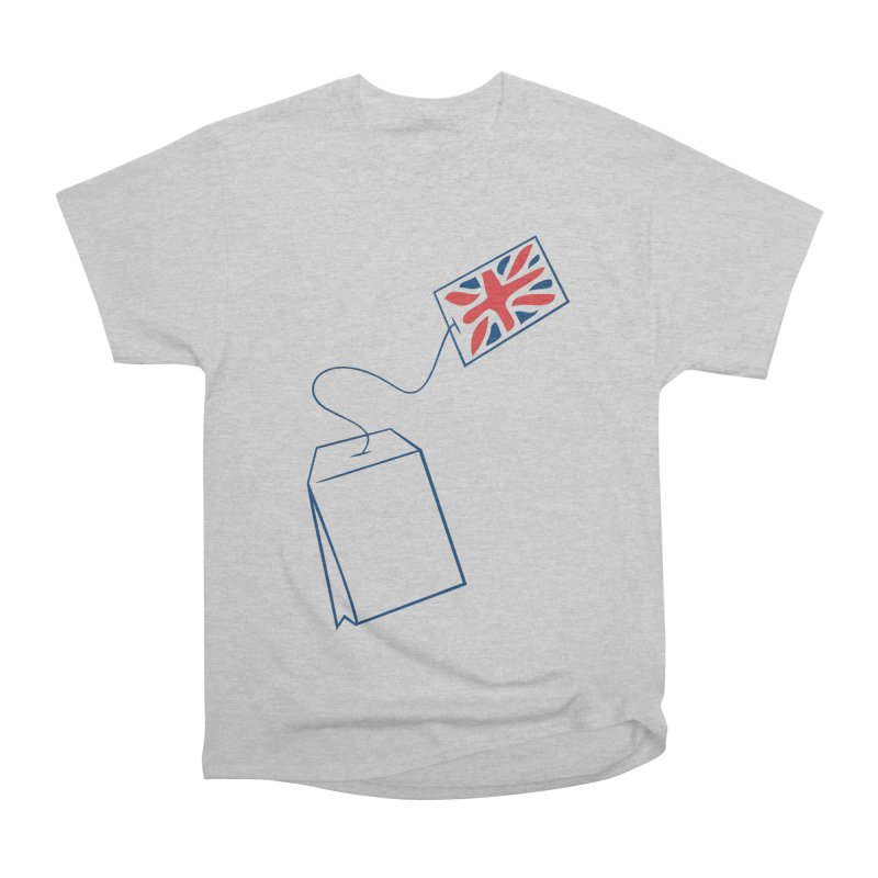 Little Tea Bag Women's Classic Unisex T-Shirt by Synner Design