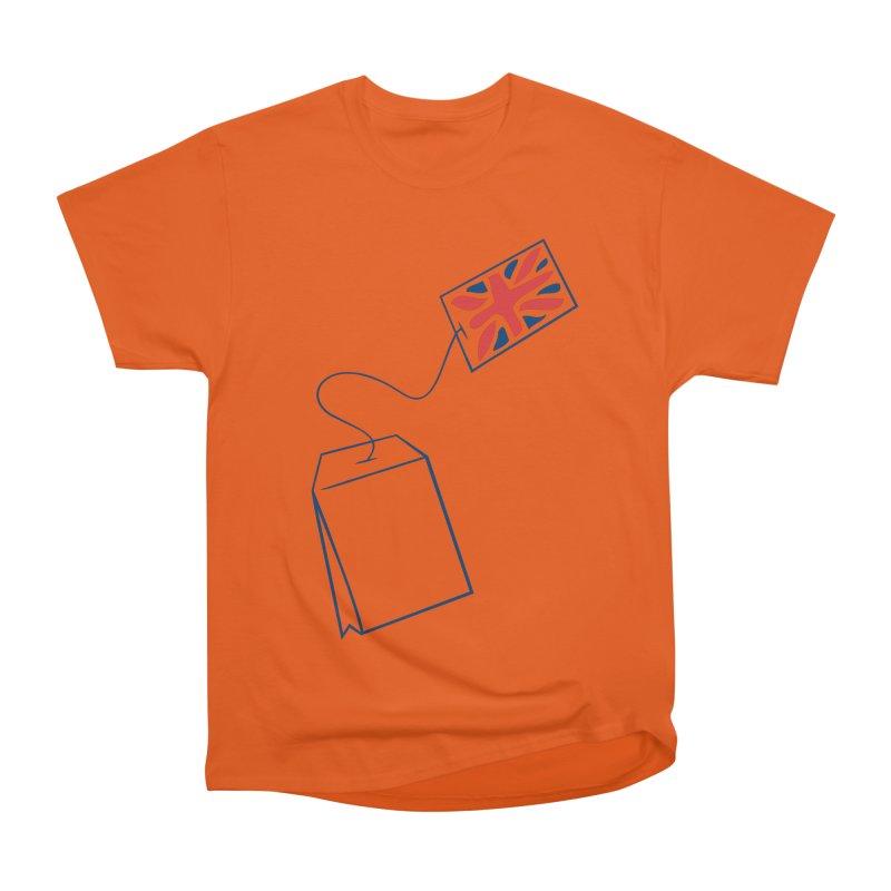 Little Tea Bag Women's Classic Unisex T-Shirt by Synner Design