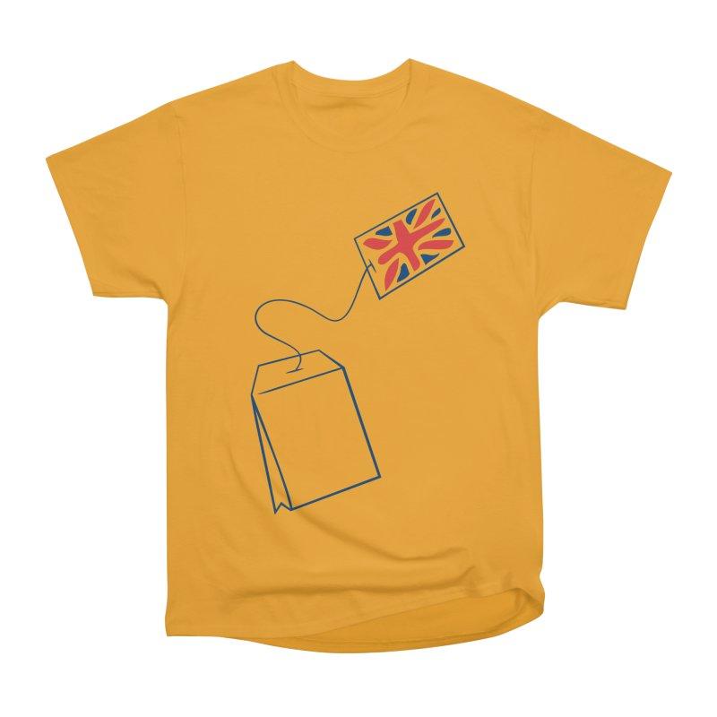 Little Tea Bag Women's Heavyweight Unisex T-Shirt by Synner Design