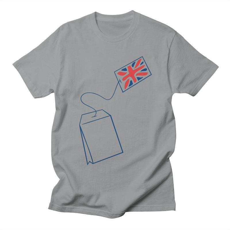 Little Tea Bag Women's Unisex T-Shirt by Synner Design