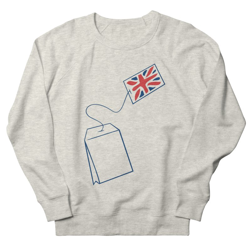 Little Tea Bag Women's French Terry Sweatshirt by Synner Design