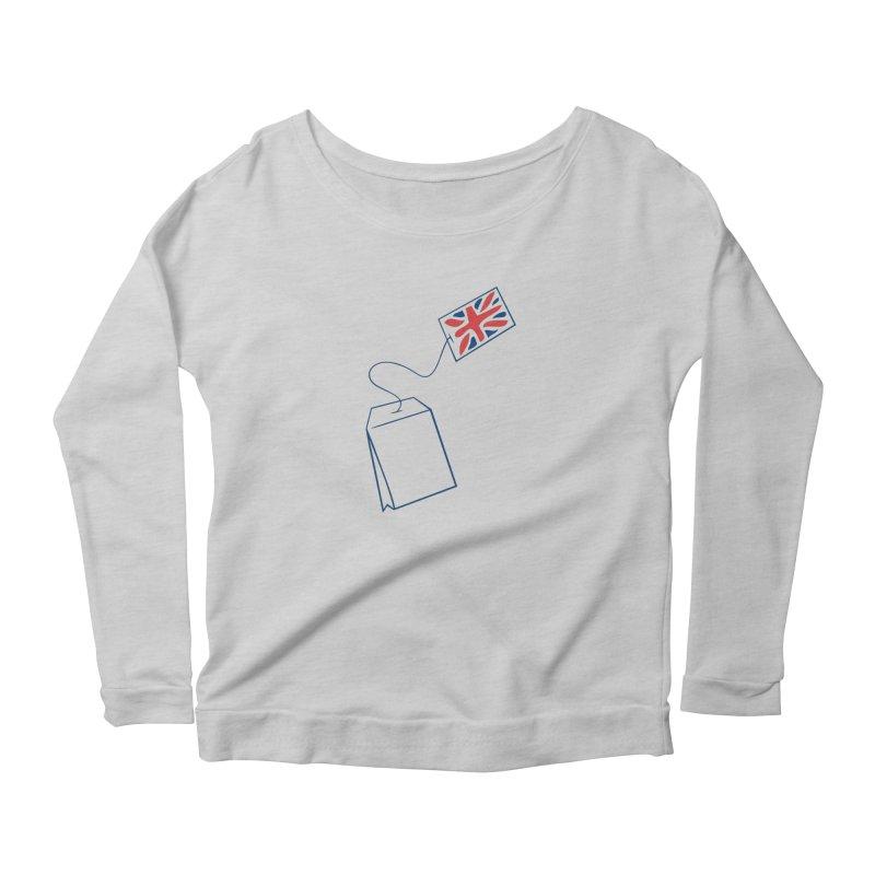 Little Tea Bag Women's Longsleeve T-Shirt by Synner Design