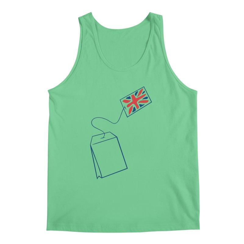 Little Tea Bag Men's Regular Tank by Synner Design