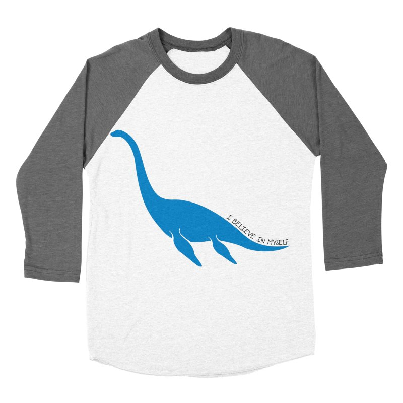 Nessie, I believe! Women's Longsleeve T-Shirt by Synner Design
